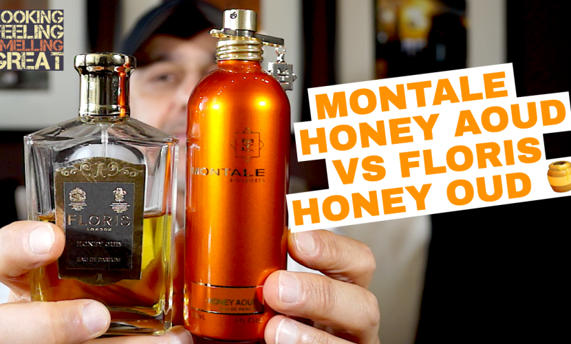 Montale Honey Aoud vs Floris Honey Oud