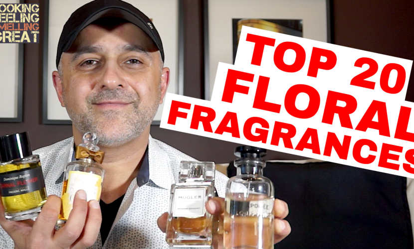 Top 20 Floral Fragrances