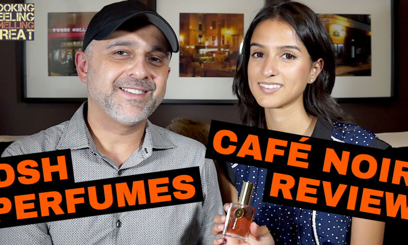 DSH Perfumes Cafe Noir Review
