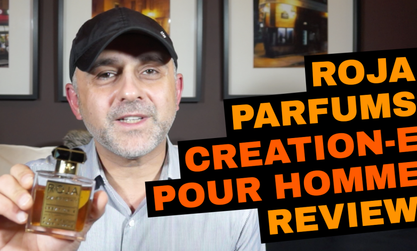 Roja Parfums Creation-E Pour Homme Parfum Review