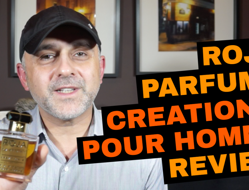 Roja Parfums Creation-E Pour Homme Parfum Review