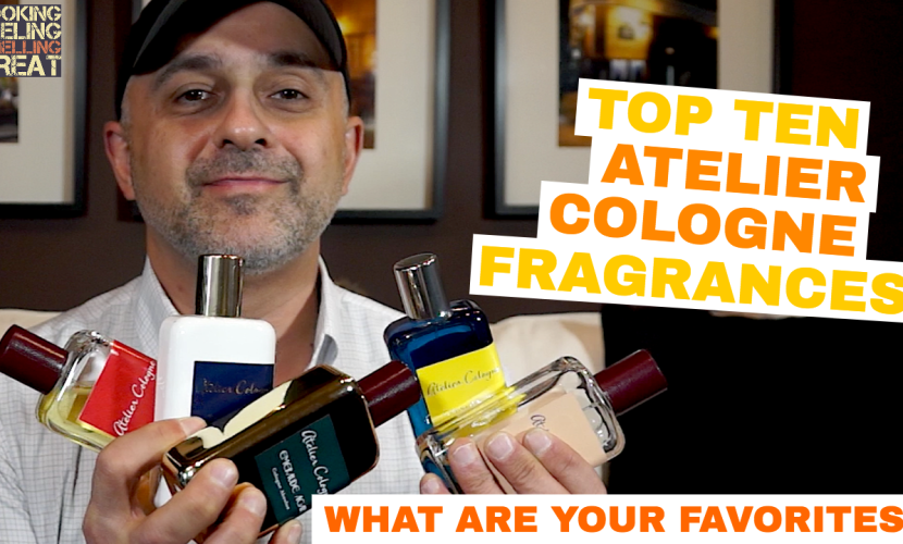 Top 10 Atelier Cologne Fragrances