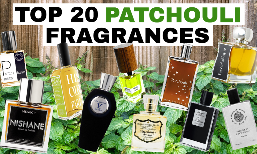 Top 20 Patchouli Fragrances
