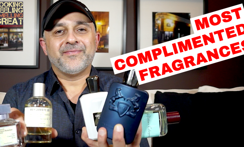 Top 20 Most Complimented Fragrances