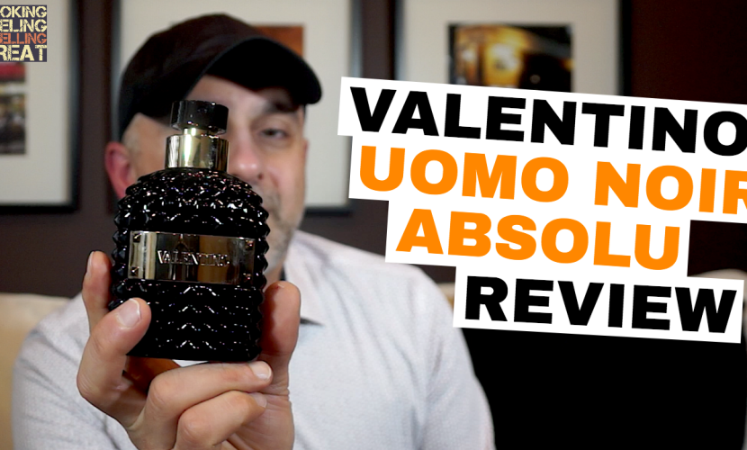 Valentino Uomo Noir Absolu Review