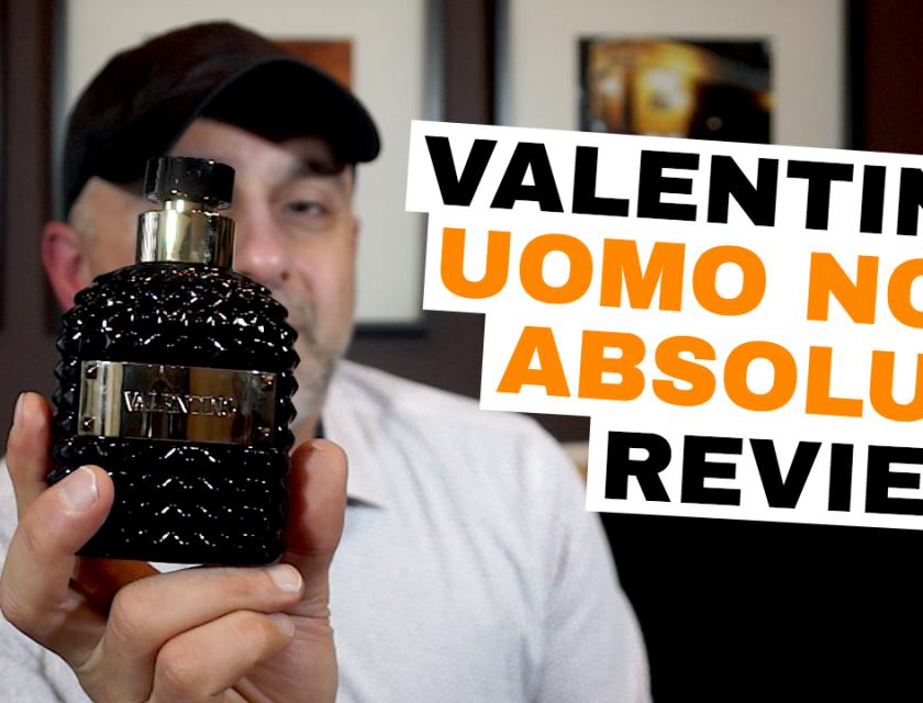 Valentino Uomo Noir Absolu Review
