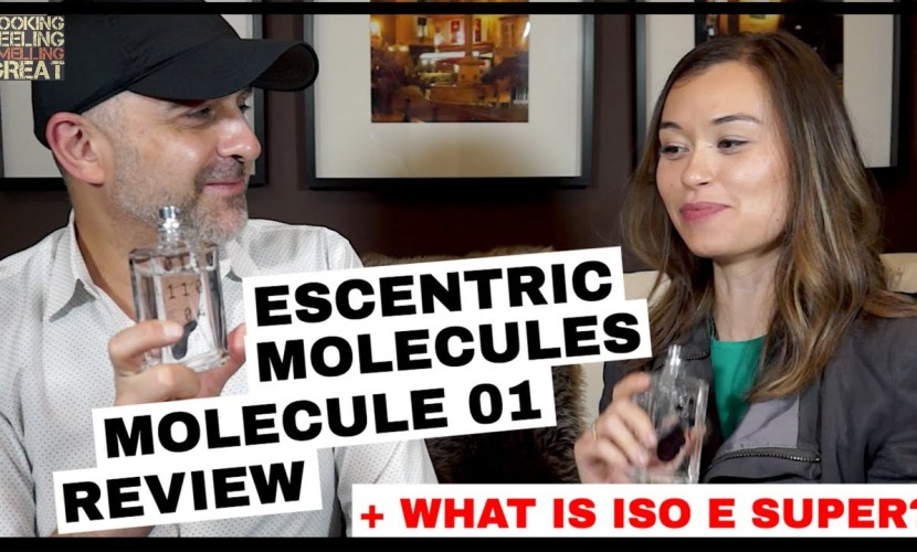 Escentric Molecules Molecule 01 Review | What Is ISO E Super? | Molecule 01 vs Molecule 04 W/Alison