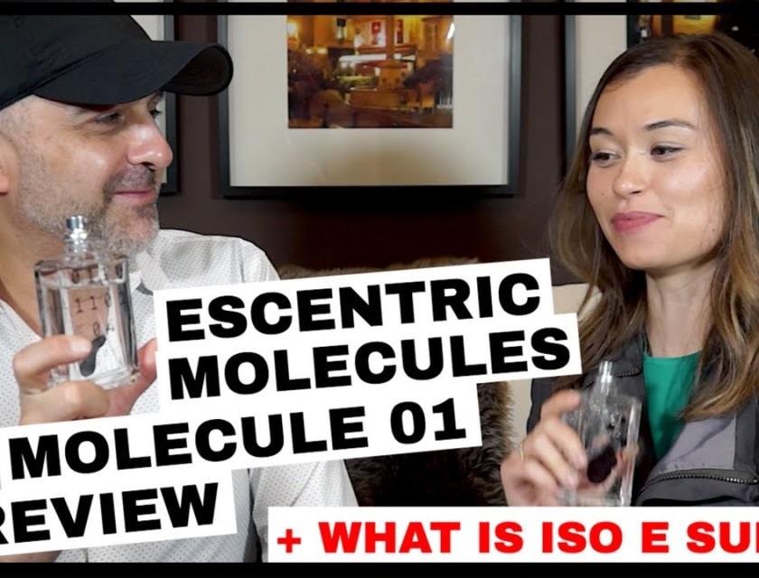 Escentric Molecules Molecule 01 Review   What Is ISO E Super?   Molecule 01 vs Molecule 04 W/Alison