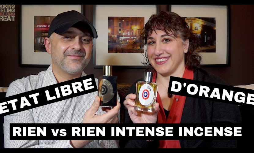 Etat Libre D'Orange Rien vs Rien Intense Incense