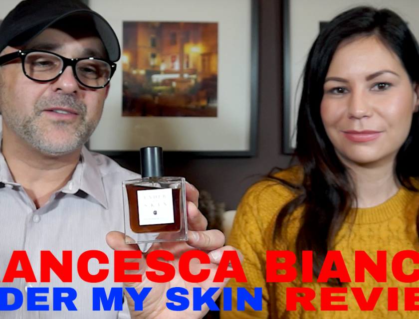 Francesca Bianchi Under My Skin Review w/LolaScents