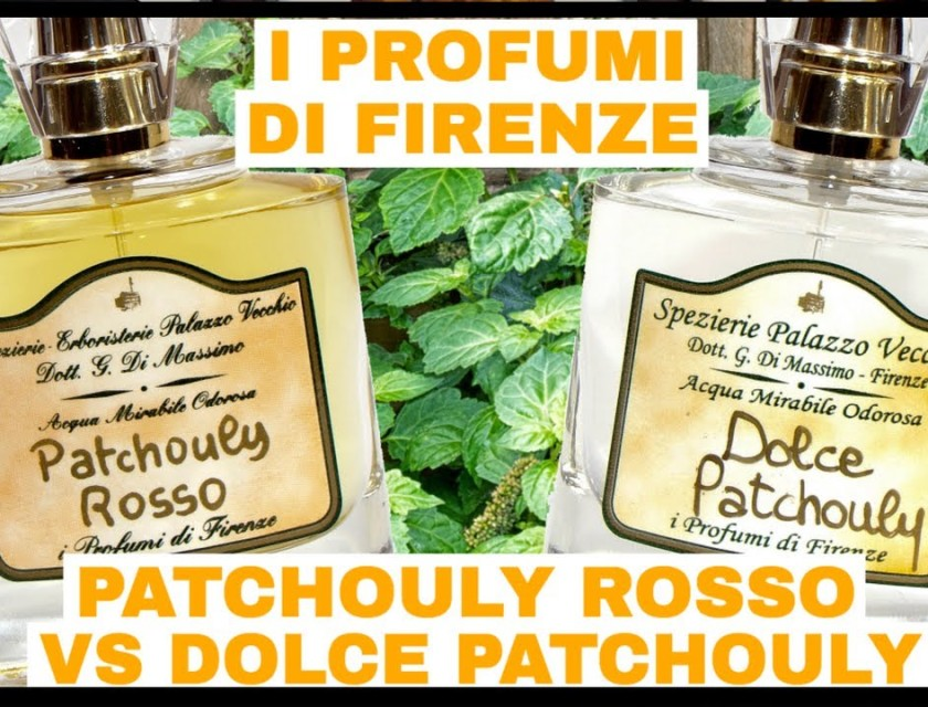 I Profumi Di Firenze Patchouly Rosso vs Dolce Patchouly Review