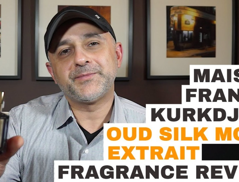 Maison Francis Kurkdjian Oud Silk Mood Extrait Review