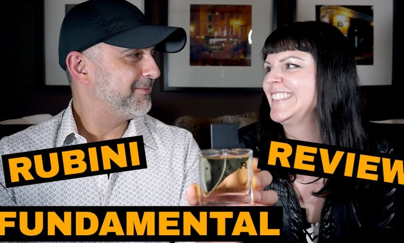 Rubini Fundamental Fragrance Review | Fundamental by Rubini Review