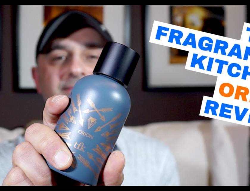 The Fragrance Kitchen Orion Fragrance Review