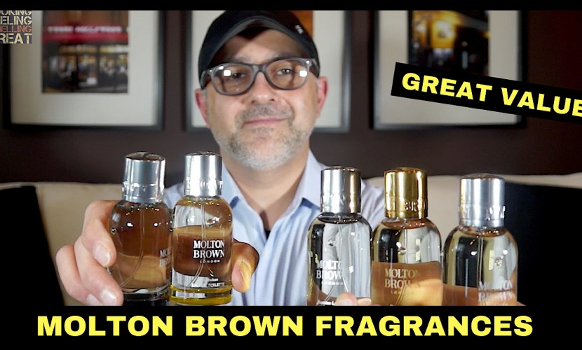 Molton Brown Fragrances First Impressions