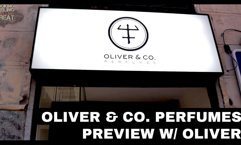 Oliver & Co. Perfumes Preview