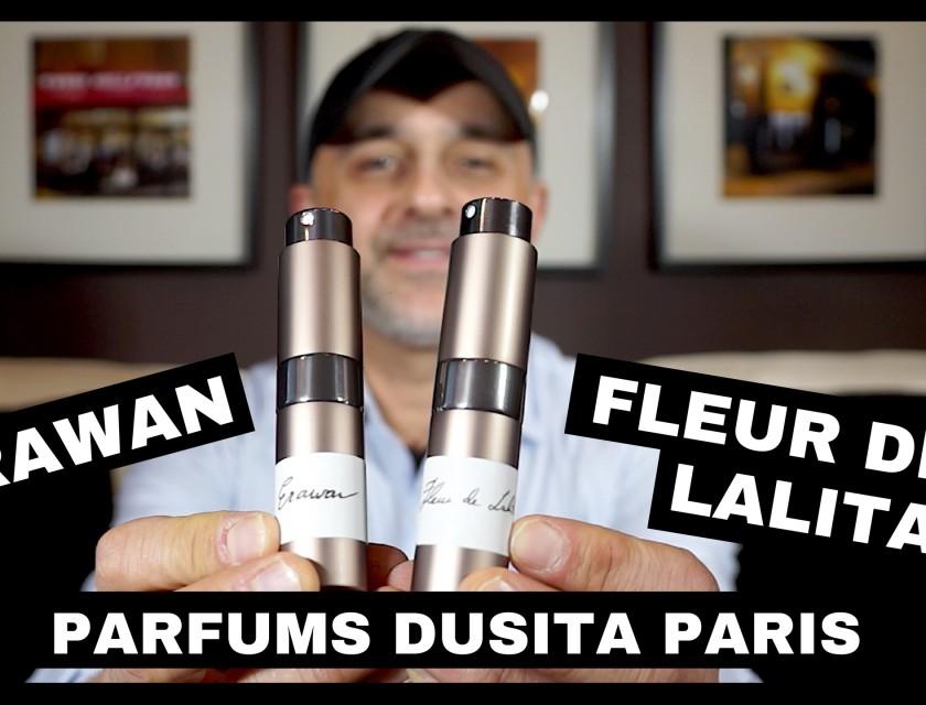 Parfums Dusita Fleur De Lalita, Erawan First Impressions