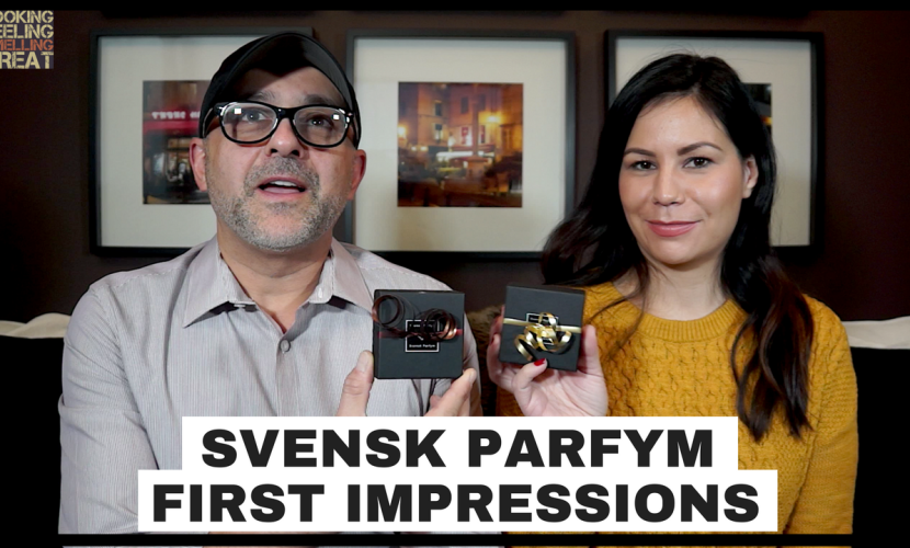 Svensk Parfym Fragrances First Impressions