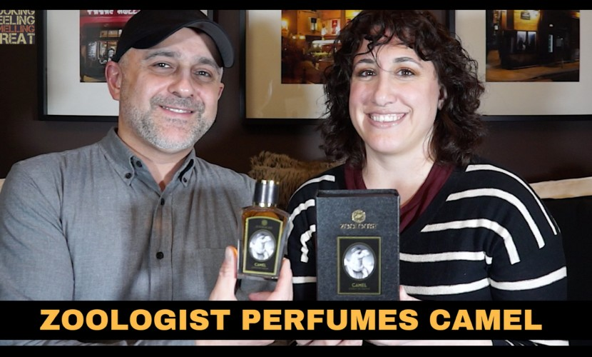 This is my Zoologist Perfumes Camel Review. A Camel by Zoologist Perfumes Fragrance Review with Dalya.