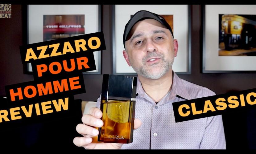 Azzaro Pour Homme Review