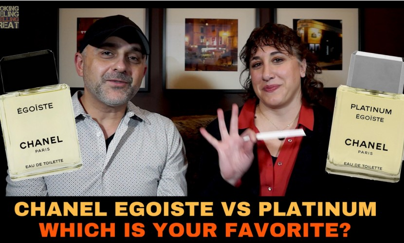 Chanel Egoiste vs Chanel Platinum Egoiste