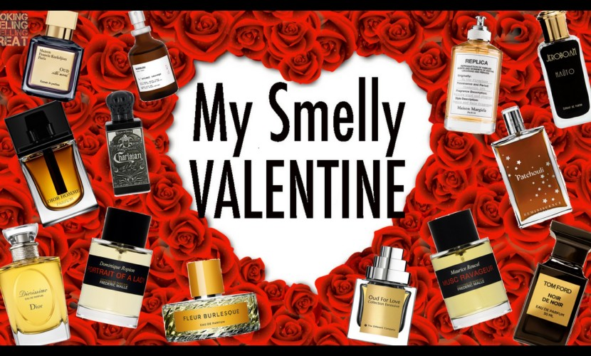 Top 20 Valentine's Fragrances, Perfumes
