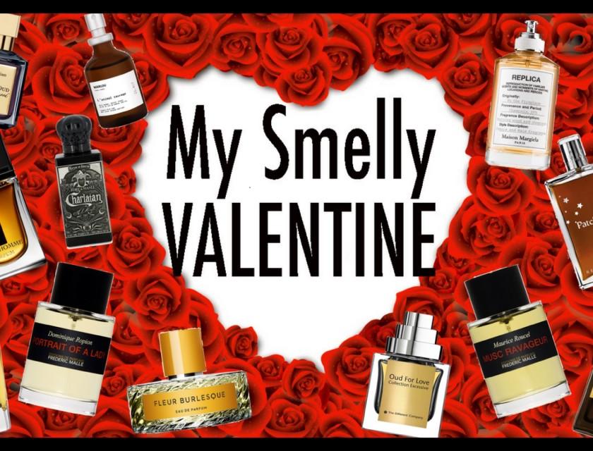 Top 20 Valentine's Fragrances, Perfumes