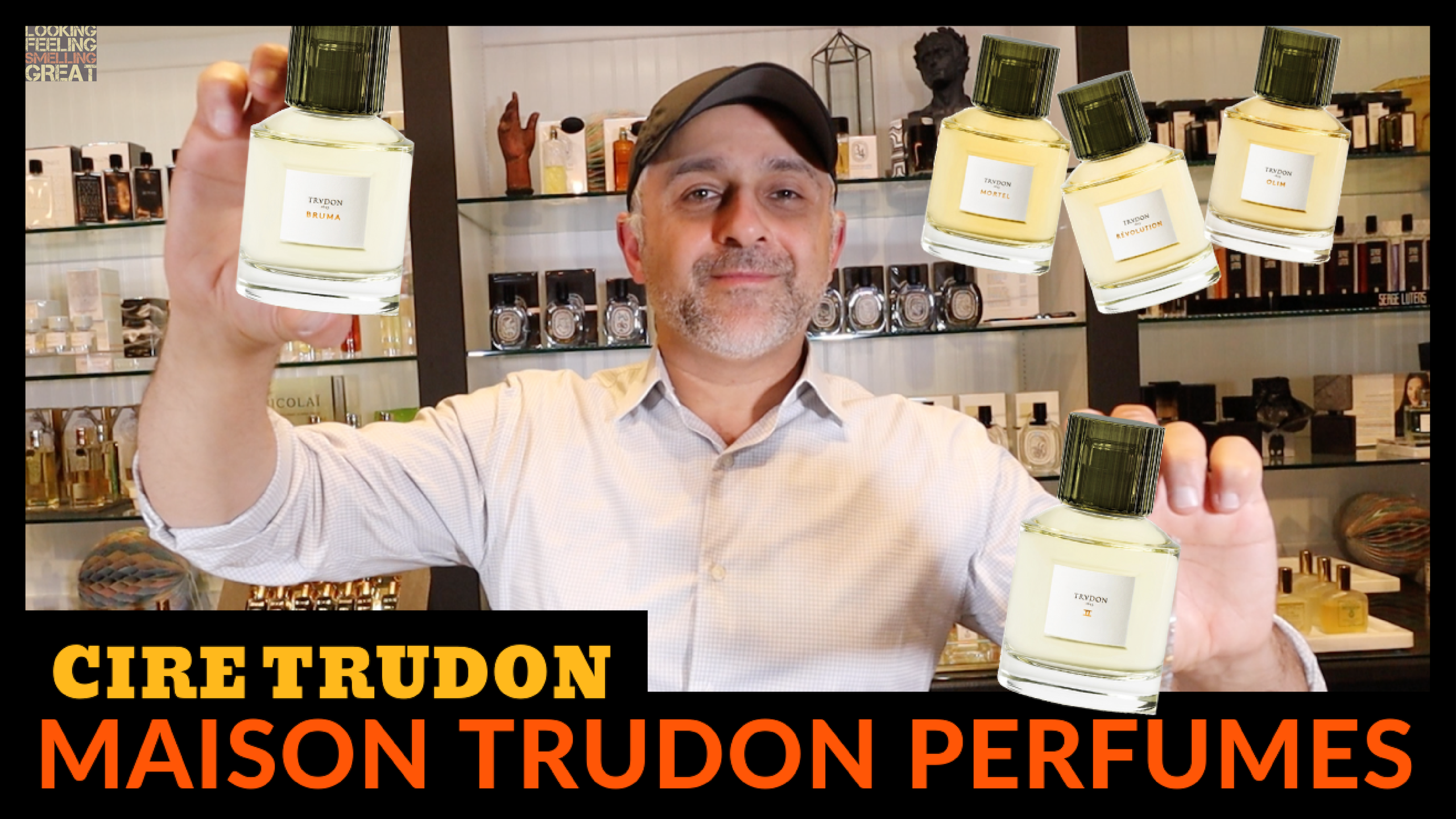 21969e202f0cf Maison Trudon Perfumes Preview - Looking Feeling Smelling Great